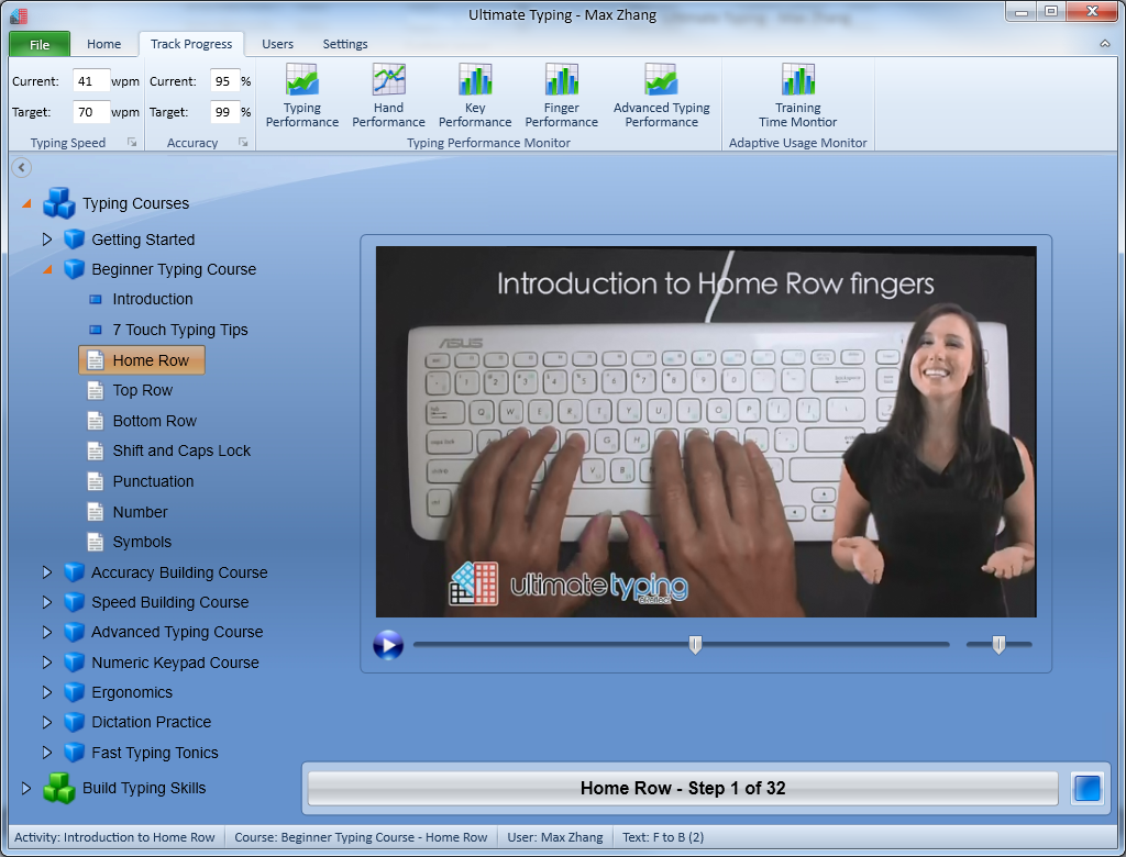 EReflect Ultimate Typing 2014 14.2 - Professional Typing Tutorials Crack
