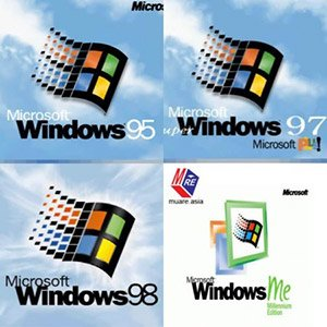 Old Windows Collection Windows 95